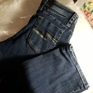 Lee Slender Secret Jeans.